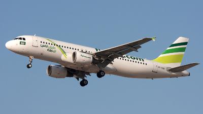 VP-CXR - Airbus A320-214 - Flynas