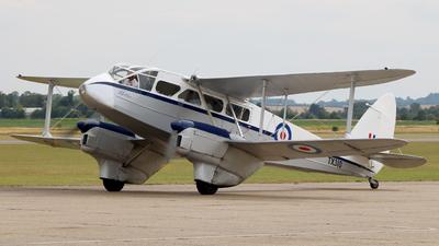 A picture of GAIDL - De Havilland DH89A Rapide 6 - [6968] - © Arthur CHI YEN