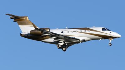 N781MM - Embraer EMB-550 Legacy 500 - Private