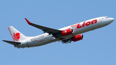 HS-LTM - Boeing 737-9GPER - Thai Lion Air