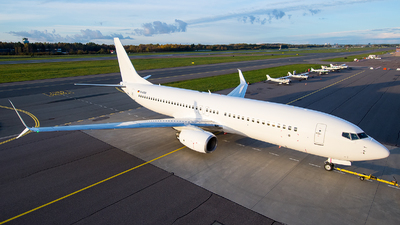 A picture of DATUD - Boeing 7378K5 - [34685] - © Jevgeni Ivanov