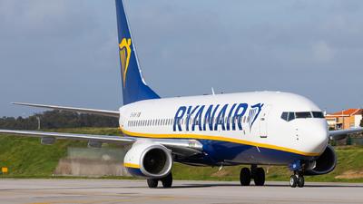 A picture of EIGXH - Boeing 7378AS - Ryanair - © Carlos Miguel Seabra