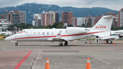 XA-VTO - Bombardier Learjet 60 - Private