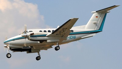 D-ICHG - Beechcraft B200 Super King Air - Private
