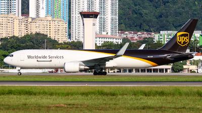 N325UP - Boeing 767-34AF(ER) - United Parcel Service (UPS)