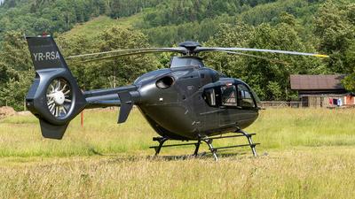 YR-RSA - Eurocopter EC 135P2 - Dunca Expeditii