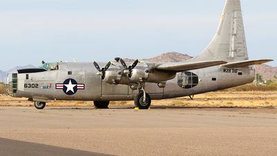 N2871G - Consolidated PB4Y-2 Privateer - Hawkins & Powers Aviation