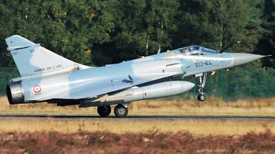 120 - Dassault Mirage 2000C - France - Air Force