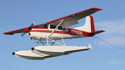 N70200 - Cessna A185E Skywagon - Private