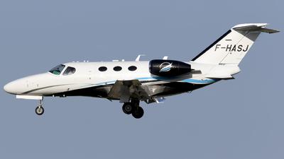 F-HASJ - Cessna 510 Citation Mustang - Private