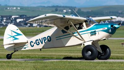 A picture of CGVPO - Piper PA22150 Caribbean - [226865] - © Shae Bilan