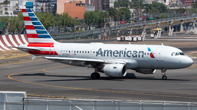 A picture of N730US - Airbus A319112 - American Airlines - © Juan Carlos Alvarez (MAS Aviation Press)