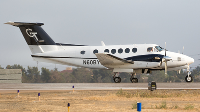 N60BY - Beechcraft 200 Super King Air - Private