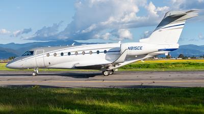 N815CE - Gulfstream G280 - Private