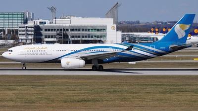 A4O-DA - Airbus A330-243 - Oman Air