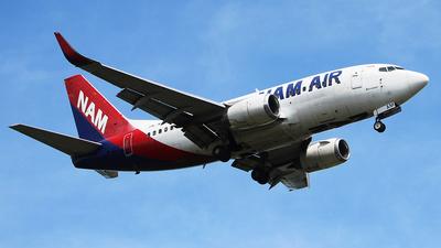 A picture of PKNAM - Boeing 737524 - Nam Air - © Arif Maulana