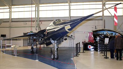 WG777 - Fairey Delta 2 - Royal Aircraft Establishment