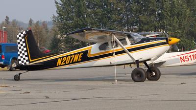 N207NE - Cessna 180 Skywagon - Private