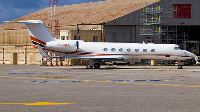 N838KE - Gulfstream G550 - Private