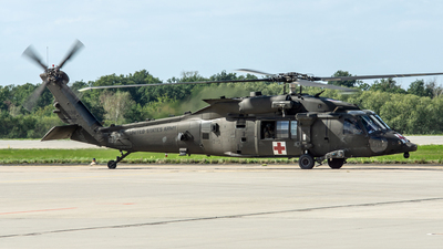 14-20698 - Sikorsky HH-60M Blackhawk - United States - US Army