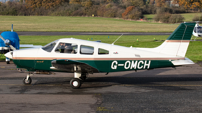 A picture of GOMCH - Piper PA28161 - [2842291] - © Airlinergeek