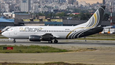 EP-FPA - Boeing 737-33V - Fly Persia