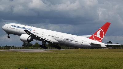 TC-JJI - Boeing 777-3F2ER - Turkish Airlines