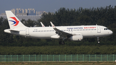 B-8111 - Airbus A320-232 - China Eastern Airlines