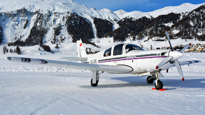 HB-DBI - Ruschmeyer R90-230RG - Private