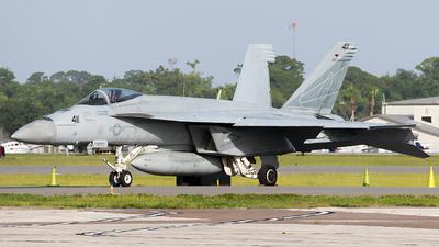 168479 - Boeing F/A-18E Super Hornet - United States - US Navy (USN)