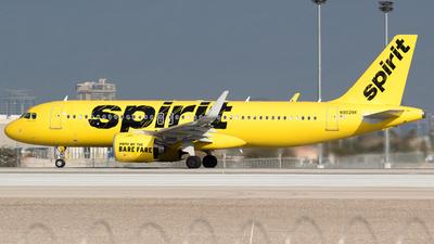 N902NK - Airbus A320-271N - Spirit Airlines