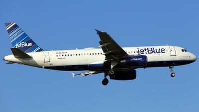 N588JB - Airbus A320-232 - jetBlue Airways