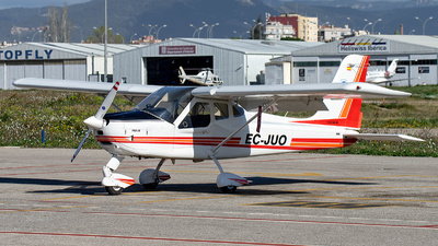 EC-JUO - Tecnam P92 Echo JS - Private