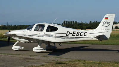 D-ESCC - Cirrus SR22-GTS G3 Turbo - Private