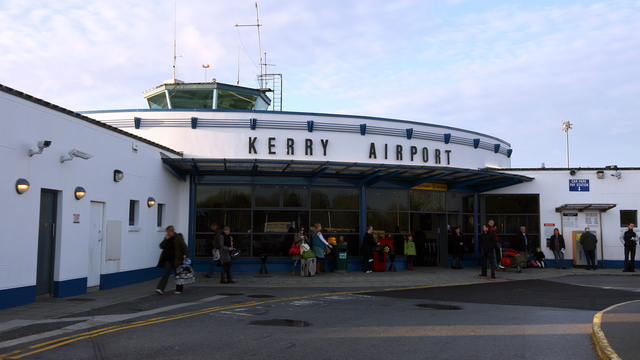 A view from Kerry Airport