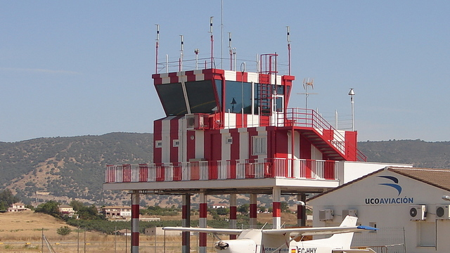 A view from Cordoba Airport