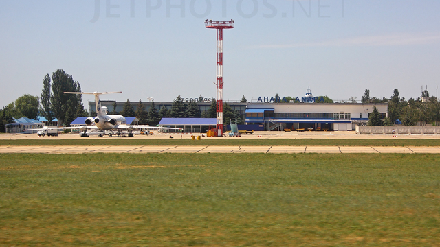 A view from Anapa Airport
