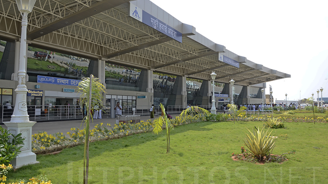 A view from Madurai Airport