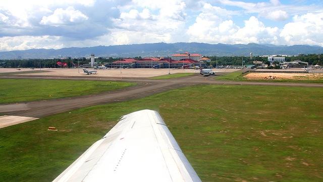 A view from Cebu Mactan International Airport