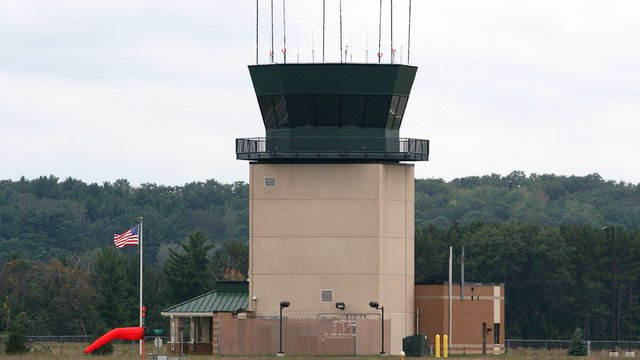A view from Eau Claire Chippewa Valley Regional Airport