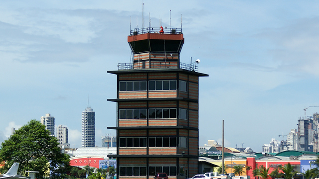 A view from Panama City International Airport