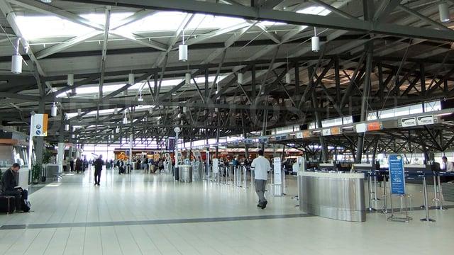 A view from Ottawa Macdonald-Cartier International Airport