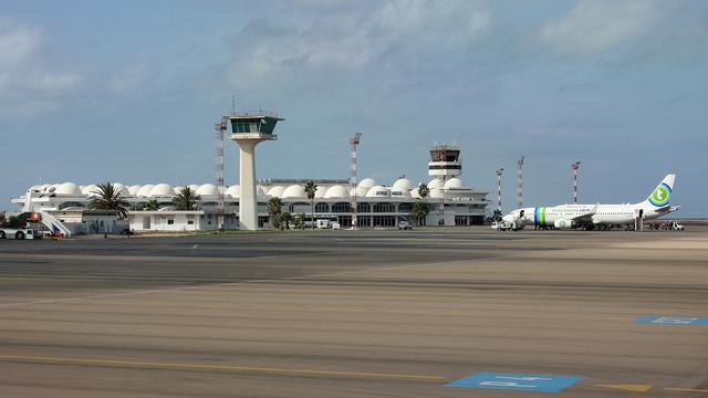 A view from Djerba Zarzis International Airport
