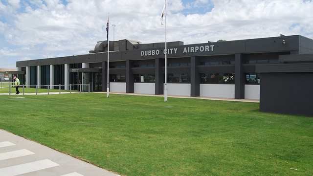 A view from Dubbo City Airport