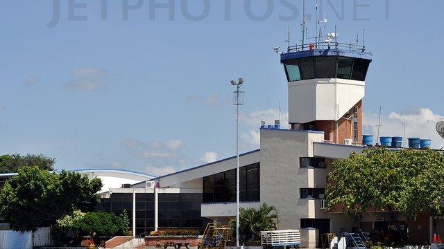 A view from Neiva Benito Salas Airport