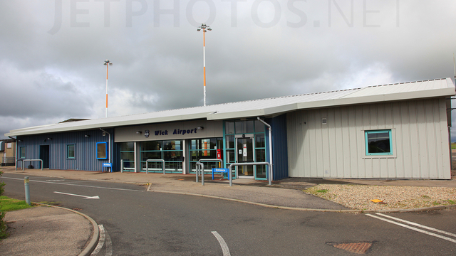 A view from Wick Airport