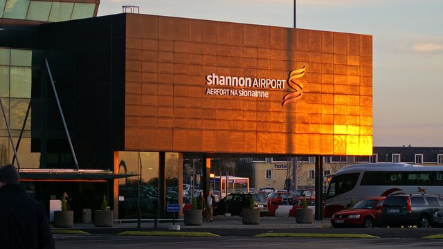 A view from Shannon Airport