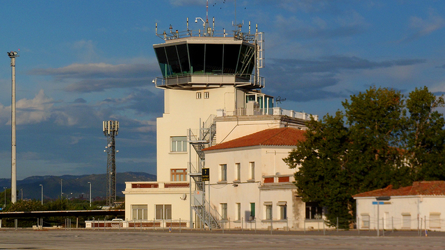 A view from Reus Airport