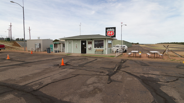 A view from Payson Airport