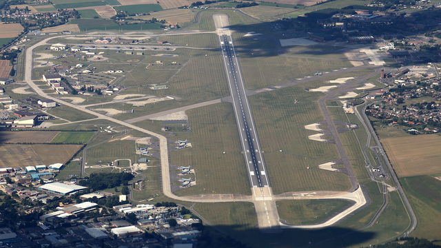 A view from RAF Mildenhall